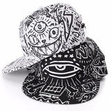 """All Seeing Eye"" Hat - LovelyMojo"