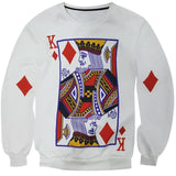 """King"" Sweatshirt - LovelyMojo"