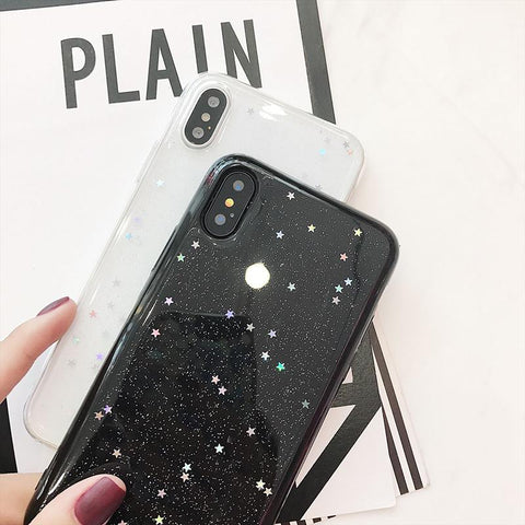 """Stars So Bright"" iPhone Case - LovelyMojo"
