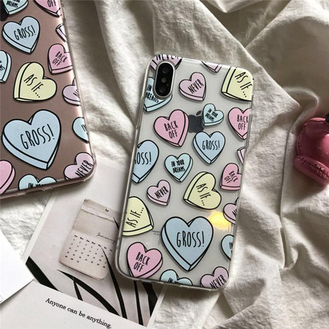 """Love Candy"" iPhone Case - LovelyMojo"