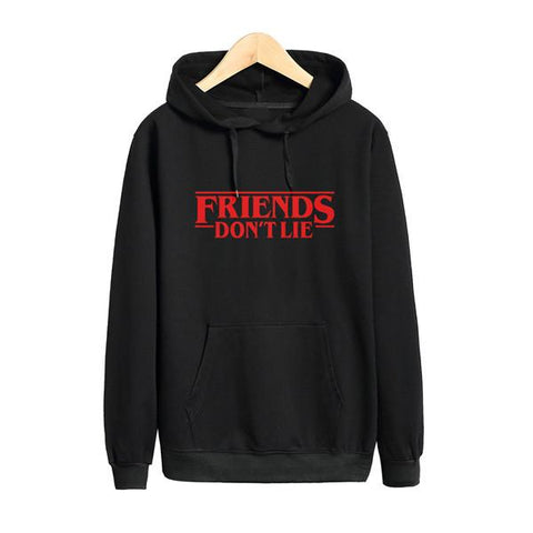 """Friends Don't Lie"" Hoodie - LovelyMojo"