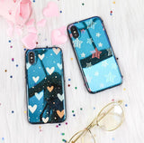 """Stars & Hearts"" iPhone Cases - LovelyMojo"