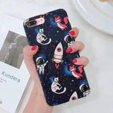 """Space Time"" iPhone Case - LovelyMojo"