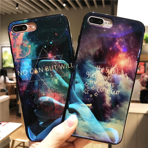 """Galaxy Style"" iPhone Cases - LovelyMojo"