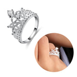 FREE Queen Crown Ring - FLASH SALE