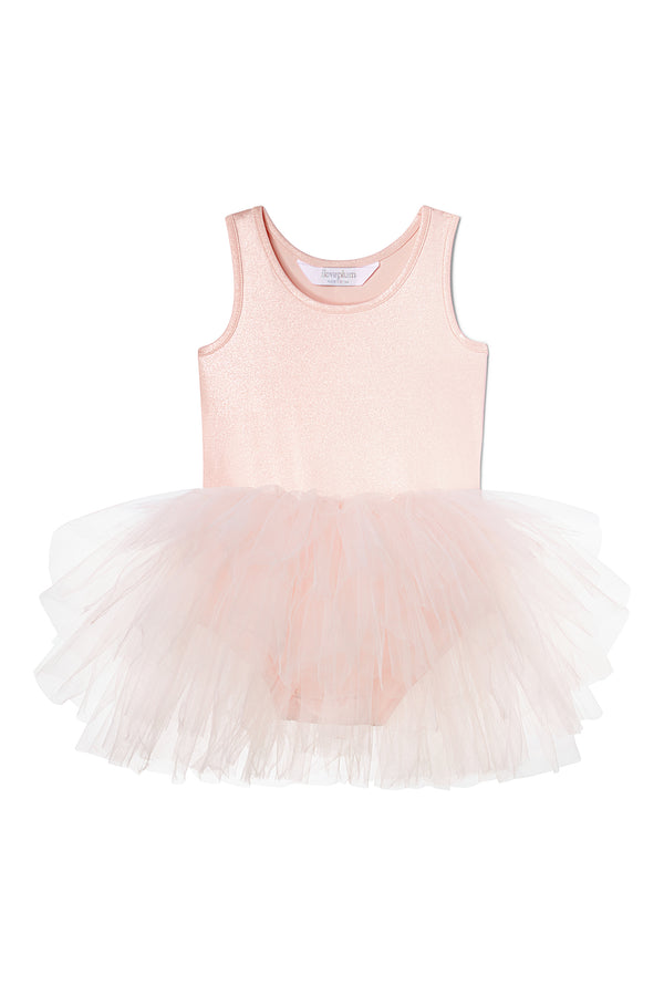 B.A.E. Metallic Tutu Dress