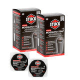 STUCK® Outdoor Mosquito Trap (Combo of 2 Traps & 2 Refill Kits)