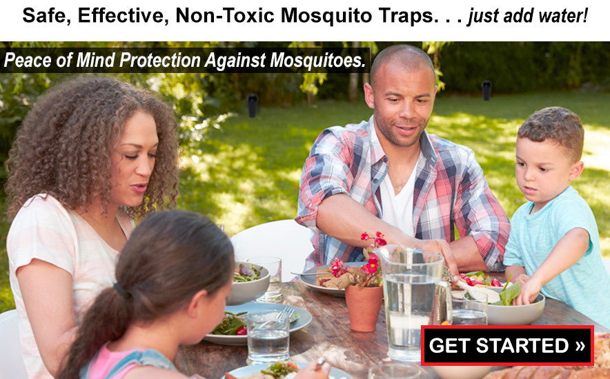 Get Started with Outdoor Mosquito Protection