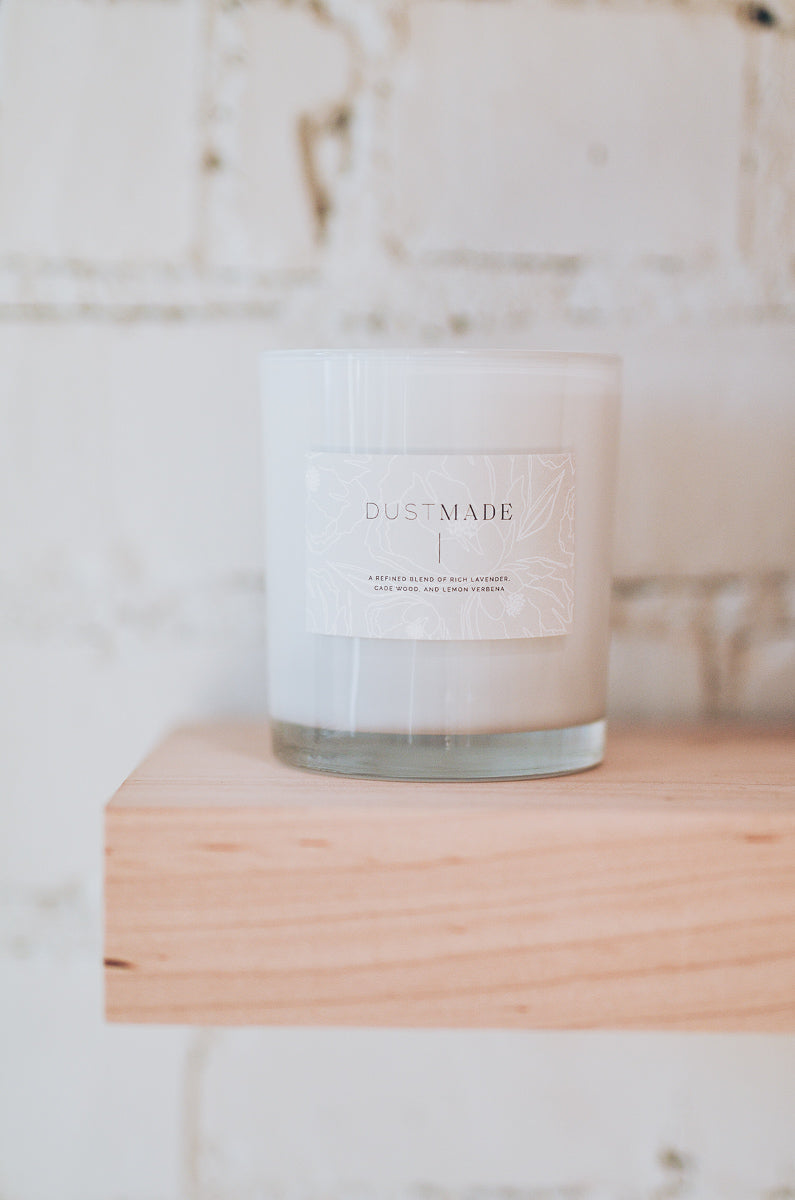 Dustmade Candle - DUSTMADE