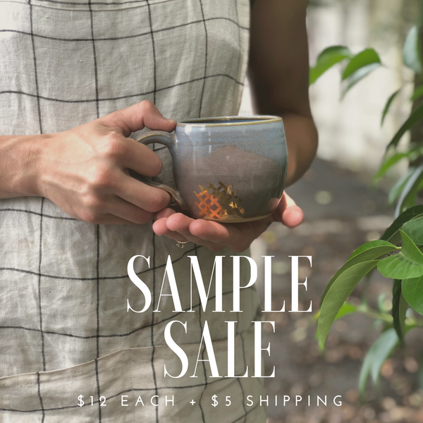 Mug Listing for INSTA SAMPLE SALE