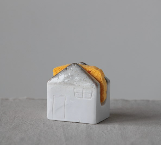 Home Sweet Home Sponge Holder