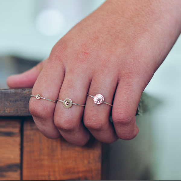 OCTOBER 18 || CUSTOMIZED RING WORKSHOP WITH ANNA EDWARDS