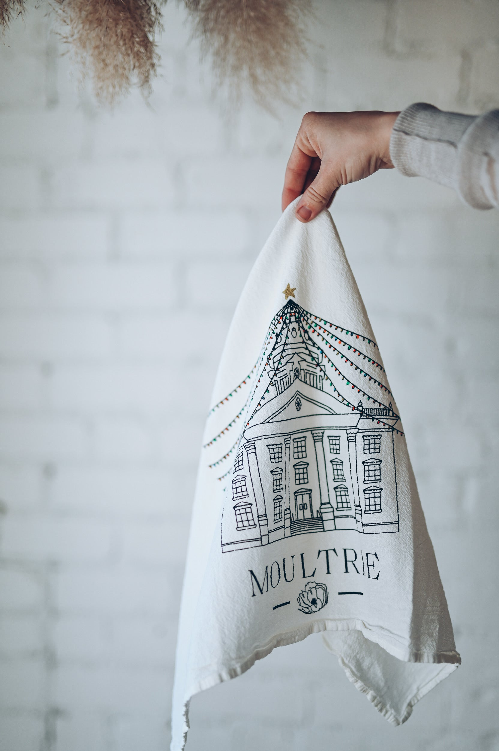 Dustmade Flour Sack Tea Towels