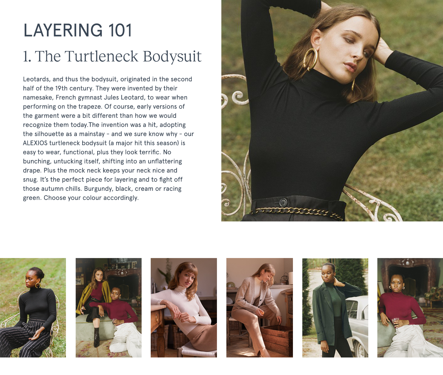 1. the turtleneck bodysuit_layering 101_essentials for zula