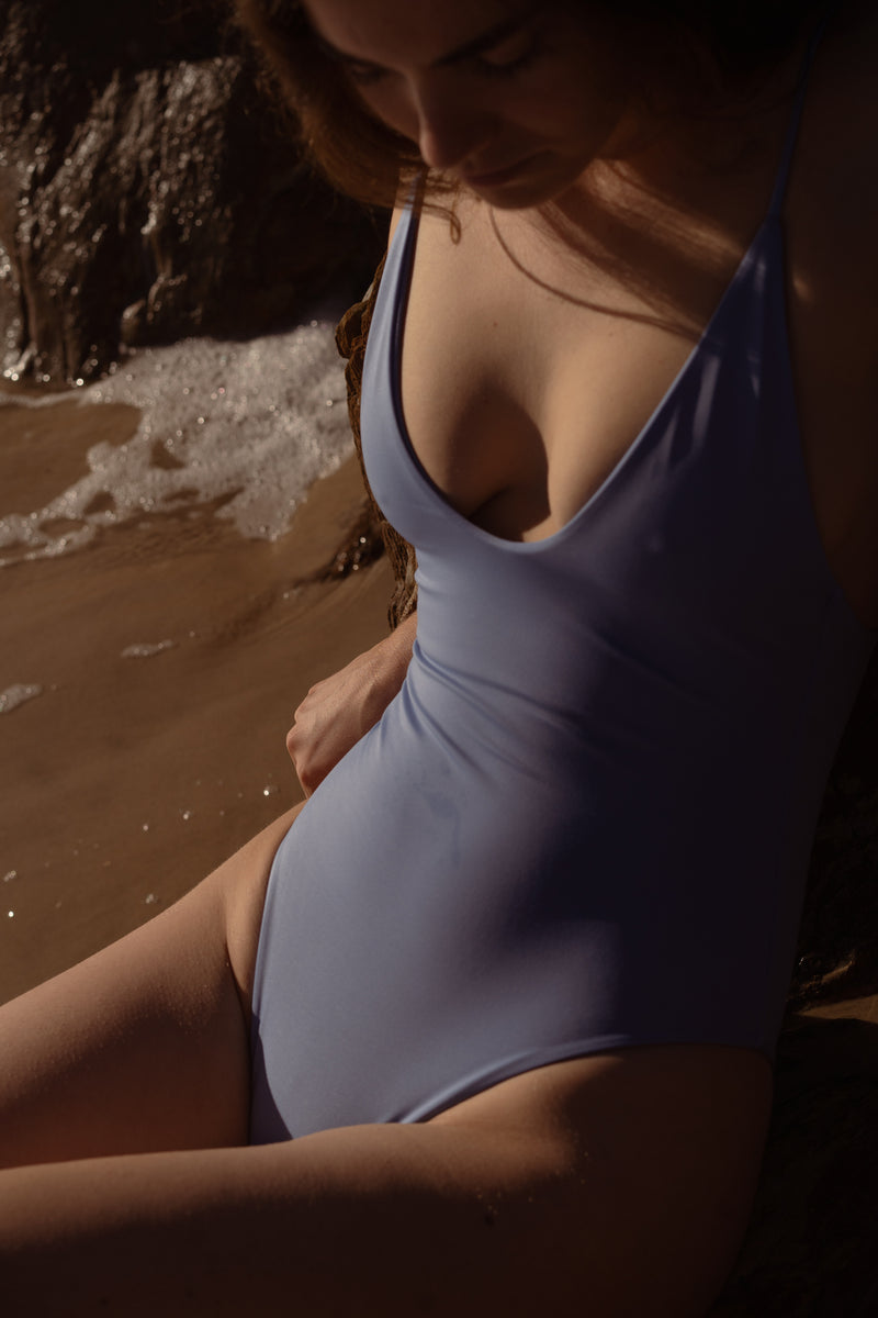 BEVERLY One Piece Balearic Blue