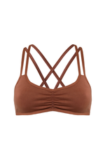 DION Bralette in Copper