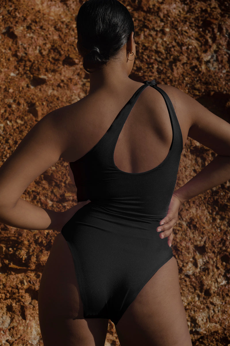 FLORENTINA One Piece Black