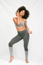 AGAPI Sports Bralette in Cloud