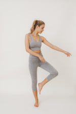 JULIE 3/4 Leggings in Cloud