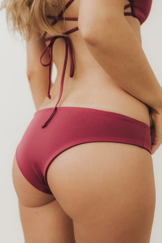SPORTY Bottoms Mulberry