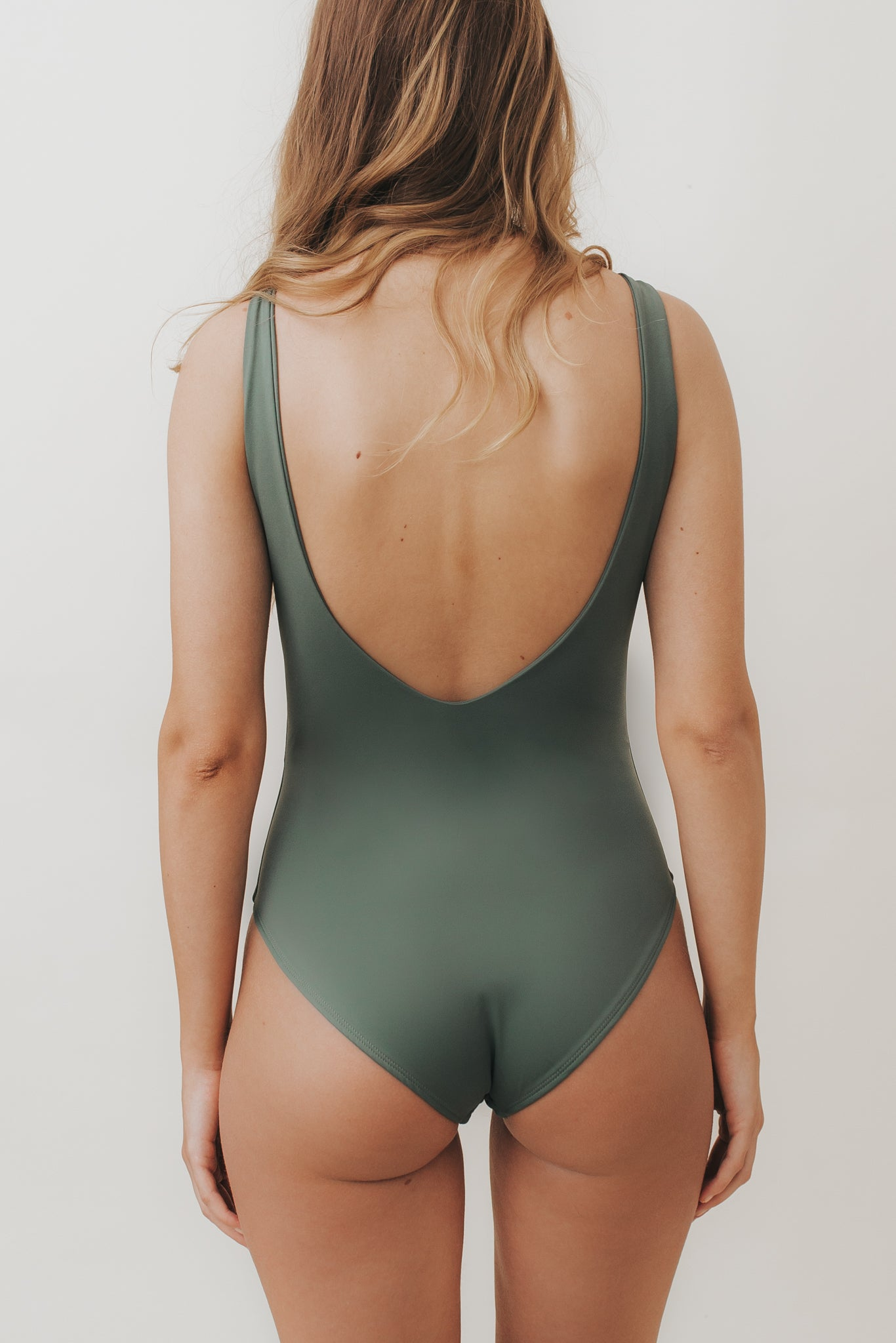 LEA V-Plunge One Piece Safari