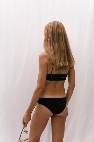 SPORTY Bottoms Black