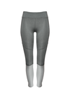 MITSOS Coated Leggings in Cloud & Smoke