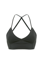 OCTAVIA Bralette in Black