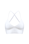 OCTAVIA Bralette in White