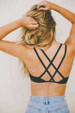 DION Bralette in Black