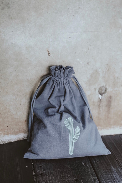 VOYAGE Bag Blue-Grey Stone