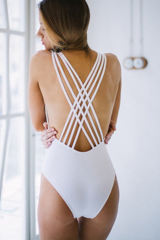 FRANCESS One Piece Ivory