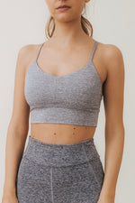 LENA Seamless Bralette in Cloud