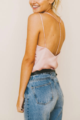 LOTTIE Tank Top Light Pink