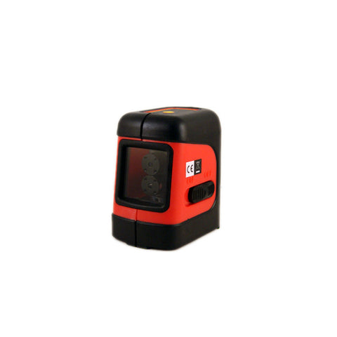 Linestorm CLL-10 Red Beam Self Levelling Cross Line Laser Level
