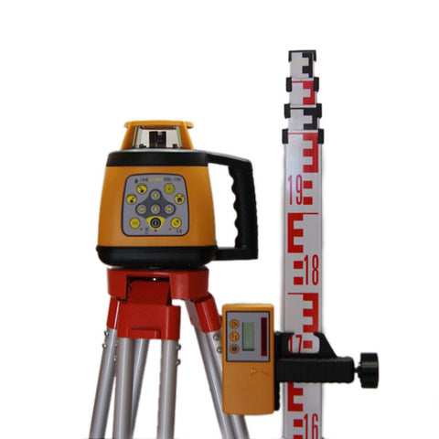 Linestorm SRL-106 Self Levelling Rotating Laser Level