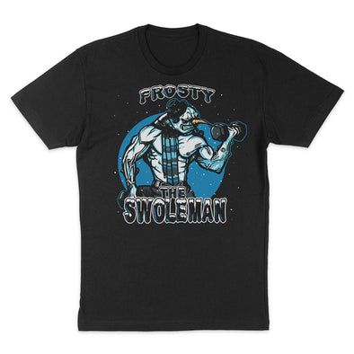 Frosty the Swoleman Tee Shirt