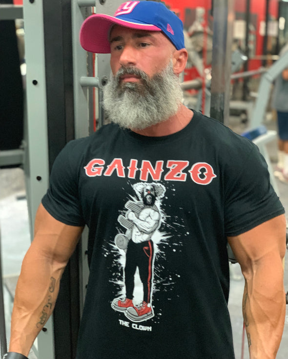 Gainzo the Clown Tee Shirt