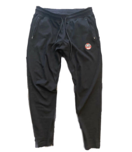 Men's Emoji Logo Joggers w/ Zipper Pockets