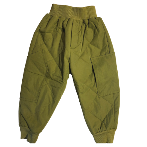 Quilted Jogger (M*)