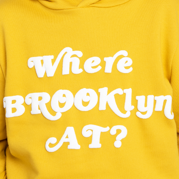 Where Bklyn At? Pullover