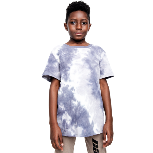 Basix Tie Dye Tee - Brooklyn Lighthouse