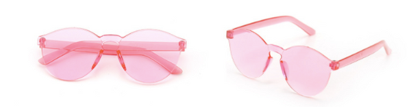 Candy Colored Frames