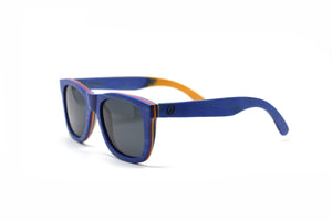 Skateboard Wood Wayfarer - Blue