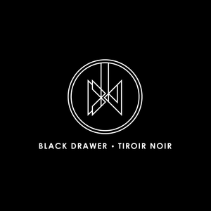 Black Drawer/ Tiroir Noir