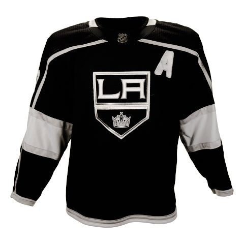 Jeff Carter Game-Worn Home Jersey (2019-20 Season, Set 1)