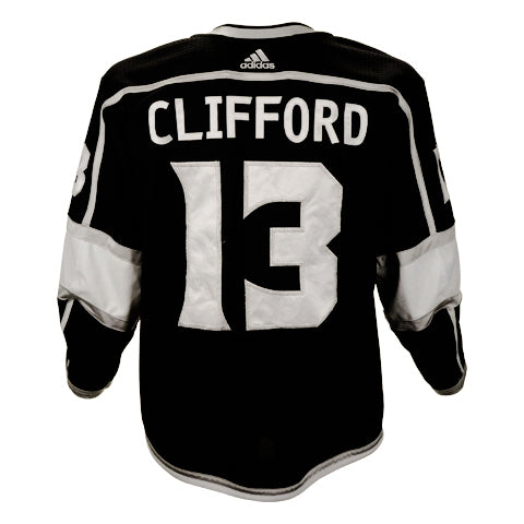 Kyle Clifford Game-Worn Home Jersey (2019-20 Season, Set 1)
