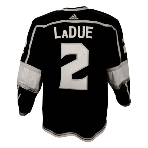 Paul LaDue Game-Worn Home Jersey (2019-20 Season, Set 1)