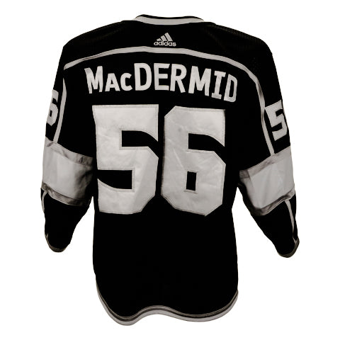 Kurtis MacDermid Game-Worn Home Jersey (2019-20 Season, Set 1)