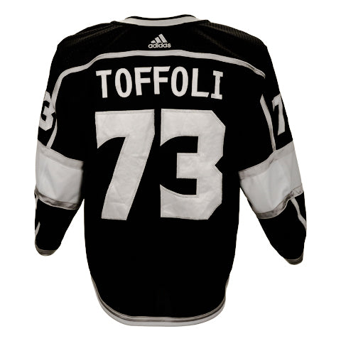Tyler Toffoli Game-Worn Home Jersey (2019-20 Season, Set 1)